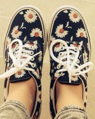 shoes floral cute fashion printed vans vans home accessory