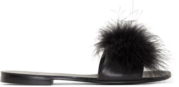 Le Petit Trou black shoes