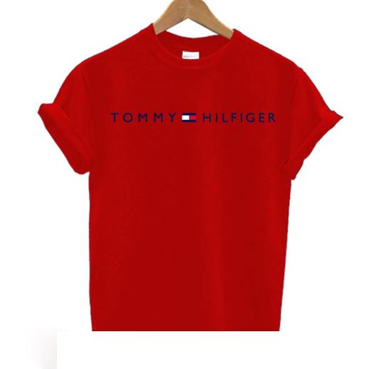 71ca2818af77 Logo Tommy Hilfiger T-shirt - Basic tees shop
