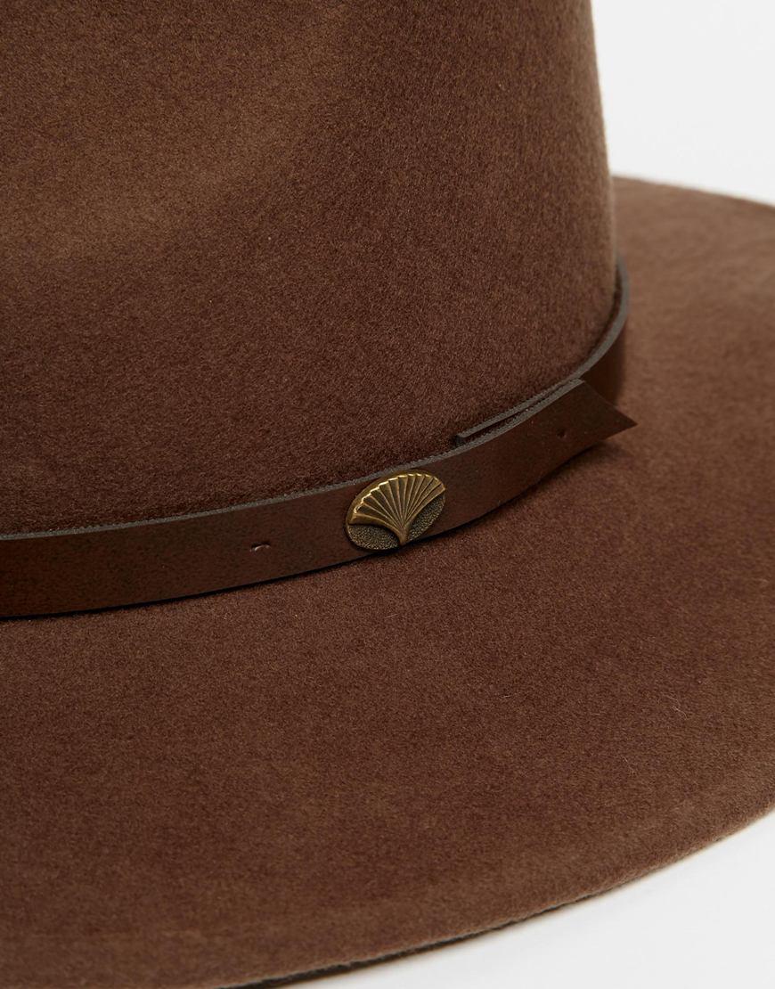 a10a3644c1733 Christys  Safari Wool Felt Wide Brim Fedora Hat at asos.com