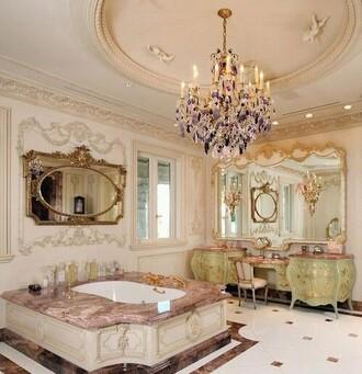 home accessory luxury beige classy bathroom