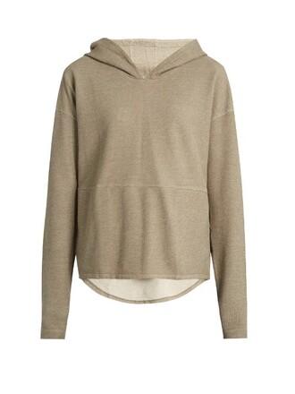 sweatshirt cotton beige sweater