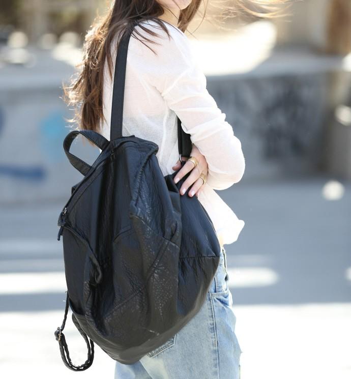 Rhino Skin Print Backpack