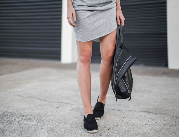 modern legacy tank top dress shoes sunglasses