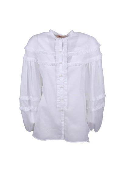 N.21 shirt top