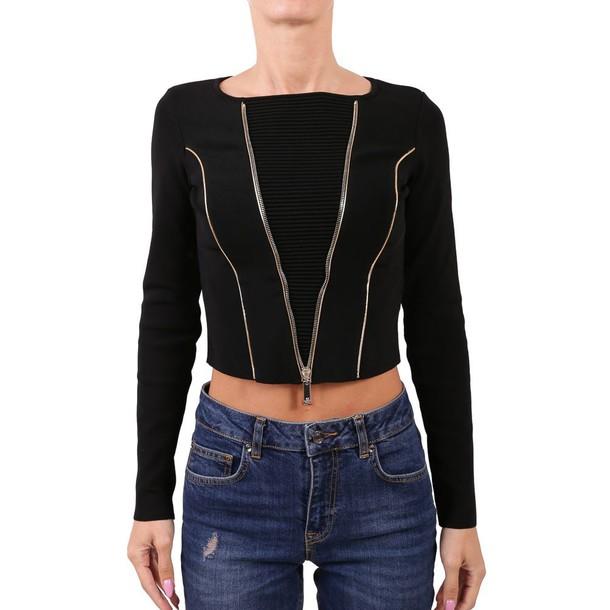 Elisabetta Franchi Celyn B. sweater black