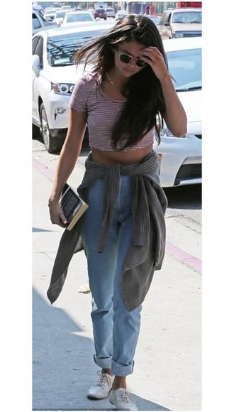 selena gomez fall outfits jeans