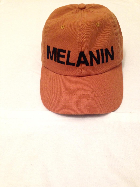 Melanin baseball cap (mustard) b2221ccf5e0b