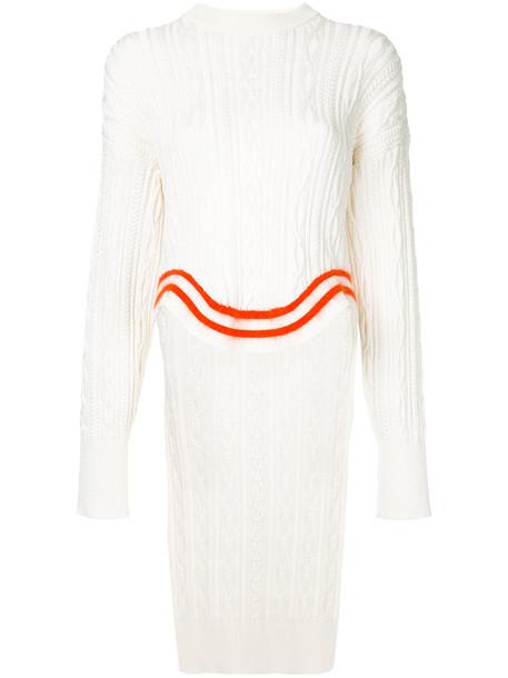 Esteban Cortazar jumper women white knit sweater