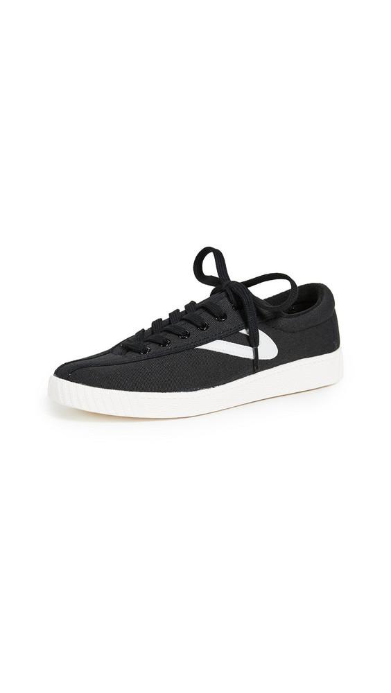 Tretorn Nylite Sneakers in black