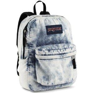 Amazon.com: Jansport Womens Denim Daze Backpack: Sports & Outdoors