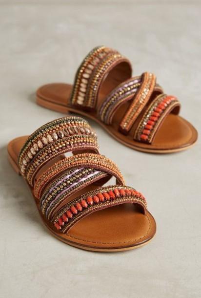 shoes hippie