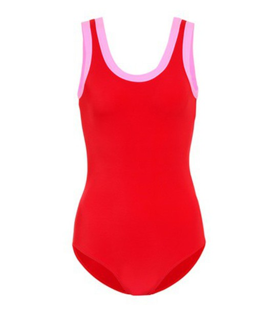 Valentino red swimwear