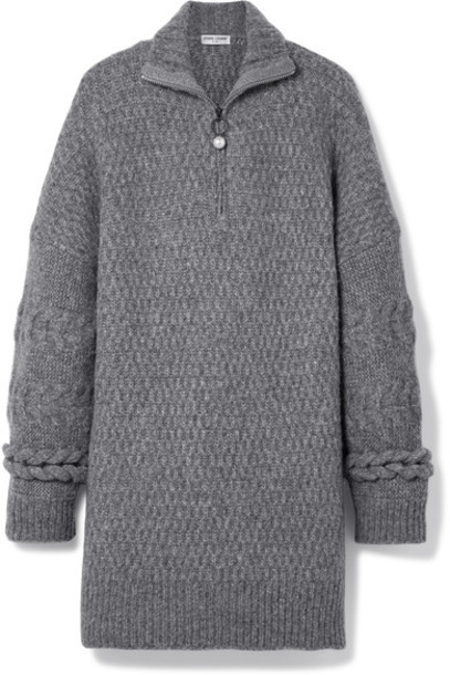 opening ceremony sweater oversized wool knit