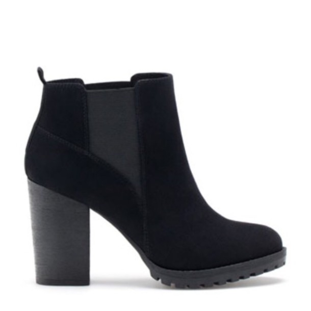 shoes boots black boots black shoes winter shoe girly girl fashion style