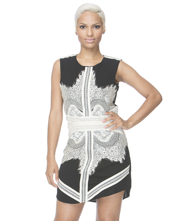 black dress lae lace dress black and white black and white dress