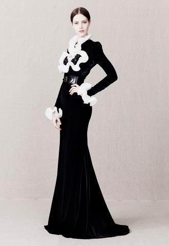 dress lookbook fashion alexander mcqueen