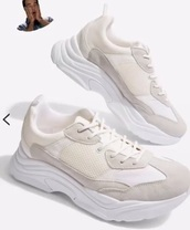 shoes,white