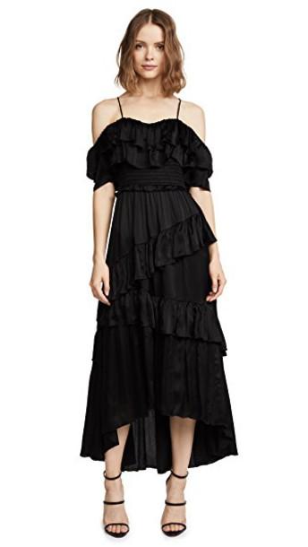 Ulla Johnson gown noir dress