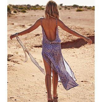 dress low back dress maxi dress blue maxi blue maxi dress leg split maxi with leg splits boho dress boho boho chic boho maxi dress auguste