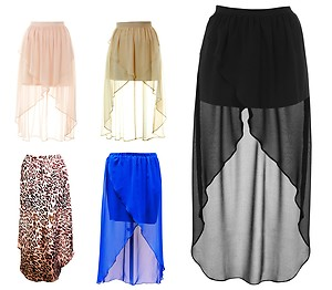 Short Maxi Skirt - Dress Ala