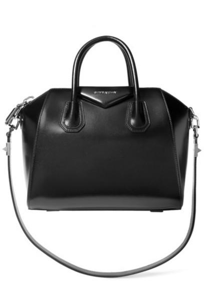 Givenchy bag leather black black leather