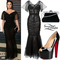 Demi lovato: 2016 oscar party outfit | steal her style