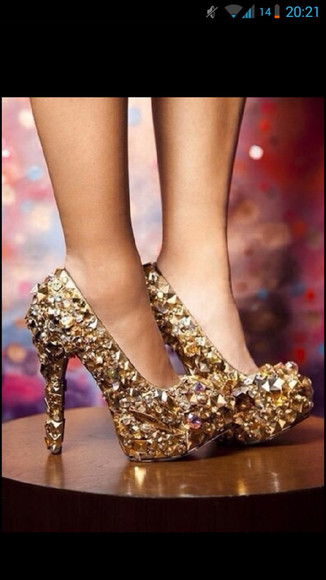 pearls shoes high heels glitter shoes
