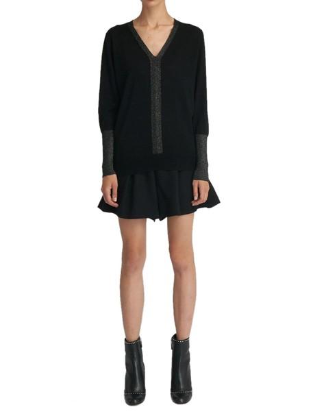 Snobby Sheep blouse black top