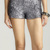 Forever 21 Black Metallic Silver Sequined Fashion Mini Short Hot Pants XS L | eBay