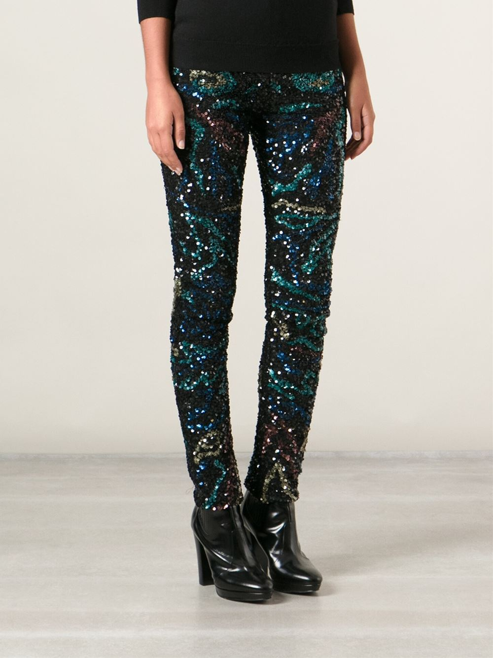 Zadig & voltaire 'pharrell deluxe' skinny trousers