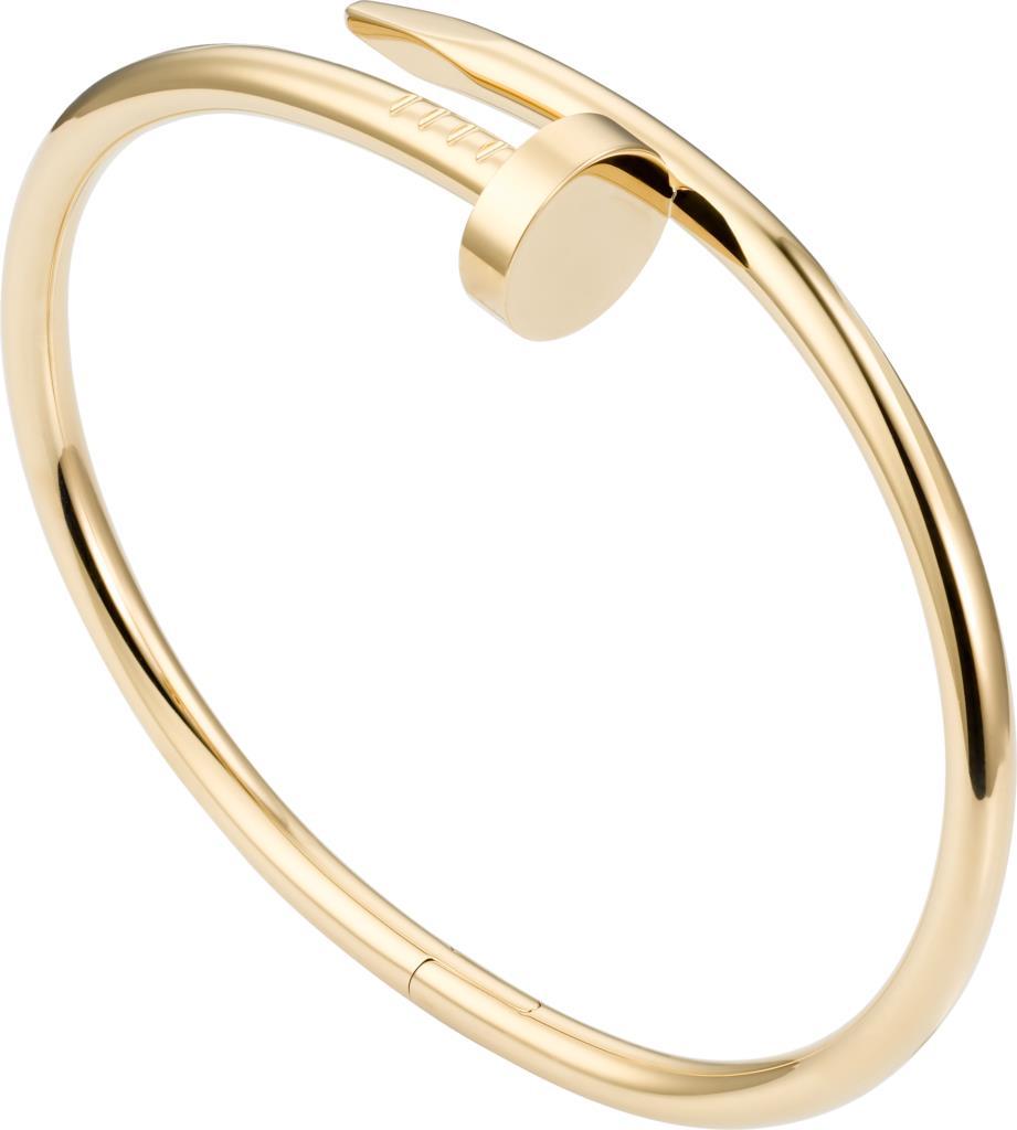 Cartier - Juste un Clou bracelet - Bracelet Gold