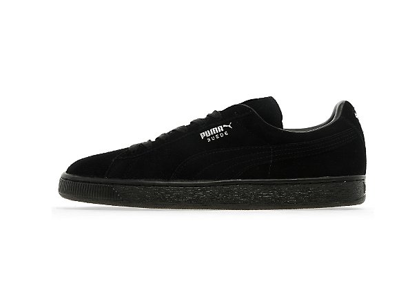 black womens puma suedes