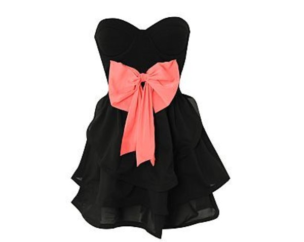 dress dress bow