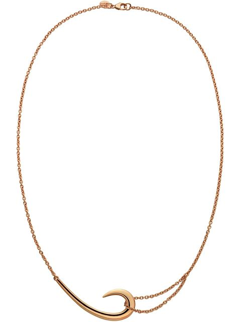 Shaun Leane 'signature Tusk' Hook Necklace - Uzerai - Farfetch.com