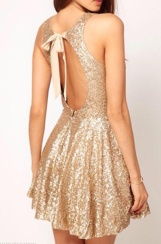 gold glitter dress sparkly dress sparkle christmas dress