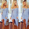 Claudia high-low dress – dream closet couture
