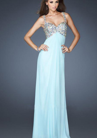 chiffon dress prom dress princess