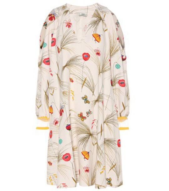 Fendi dress printed dress