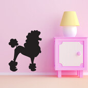 shorts,healthy,murals,decals,and,custom,vinyl,fitness,living,quote on it,motivational,pls27,quotations,sayings,home decor,poodle,paris,stickers,paper,wedding