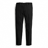 Coach :: STRETCH TWILL CIGARETTE TROUSER