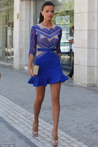 dress lucy meck blue blue dress short dress
