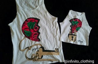 top couple couple shirts crop tops tank top matching shirts matching shirts for couples matching set matching couples