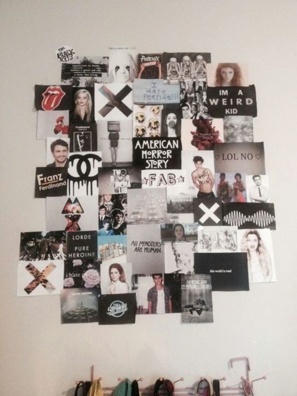 Jewels poster poster the rolling stones the xx weird for American horror story wall mural