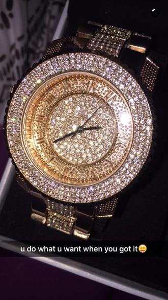 jewels watch