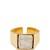 Stone-embellished ring