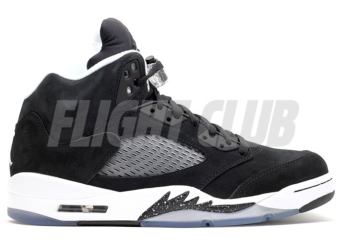 "air jordan 5 retro ""oreo"" - black/cool grey-white - Air Jordan 5 - Air Jordans  