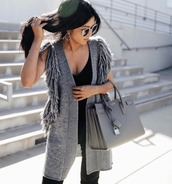 sweater,as by df,shag,fashion blogger,streetstyle,grey,grey sweater,walk in wonderland,fall outfits,fall sweater