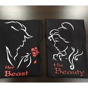 t-shirt,tees2peace,anniversary present,wedding,beauty and the beast,his and hers shirts,tshirt tees,graphic tee,love,gift ideas,valentines day gift idea,engagement present