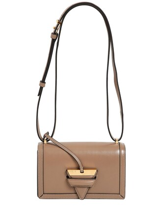 bag shoulder bag leather